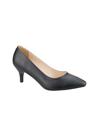 Polaris 307282.Z 1Fx Kadın Gova Ayakkabı Siyah